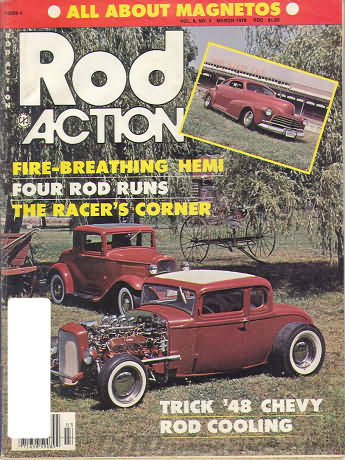 Rod Action March 1979