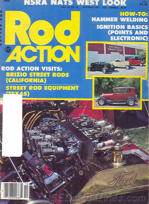 Rod Action October 1981