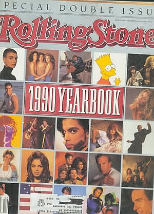 Rolling Stone December 13, 1990 -- Issue 593/594