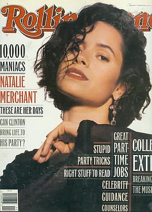 Rolling Stone March 18, 1993 -- Issue 652