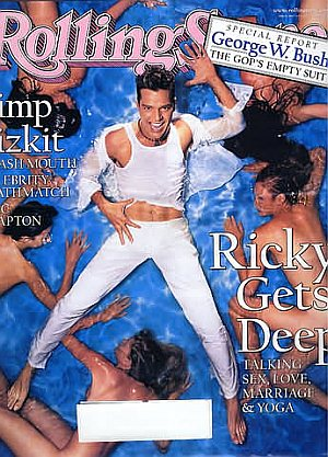 Rolling Stone August 5, 1999 -- Issue 818