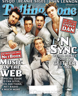 Rolling Stone March 30, 2000 -- Issue 837