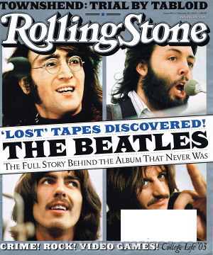 Rolling Stone February 20, 2003 -- Issue 916