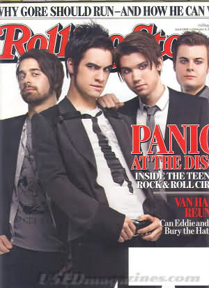 Rolling Stone February 8, 2007 -- Issue 1018