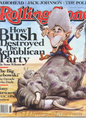Rolling Stone September 04, 2008 -- issue 1060