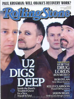 Rolling Stone March 19, 2009
