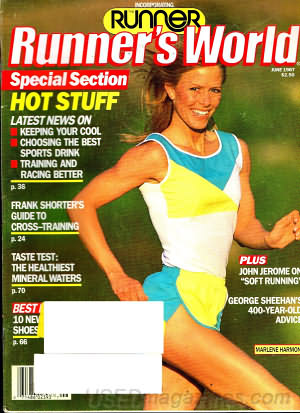 Runner's World June 1987