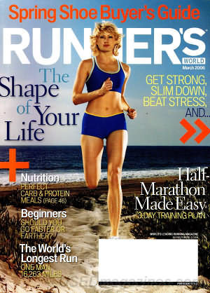 Runner's World March 2006
