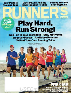 Runner's World June 2016