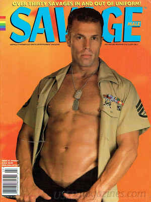 Savage Male Issue 27