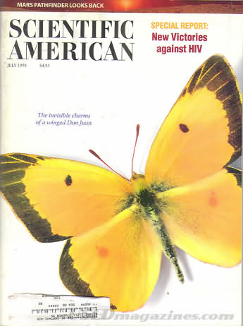 Scientific American July 1998