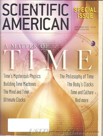 Scientific American September 2002