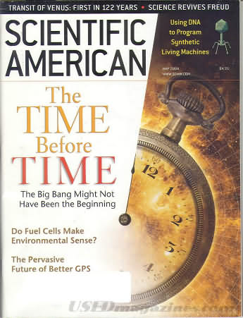 Scientific American May 2004