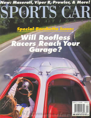 Sports Car International December 1996/January 1997