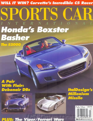 Sports Car International February 1999