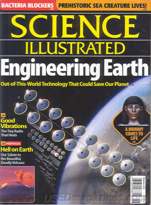Science Illustrated May/June 2010