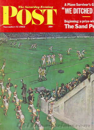 Saturday Evening Post November 17, 1962