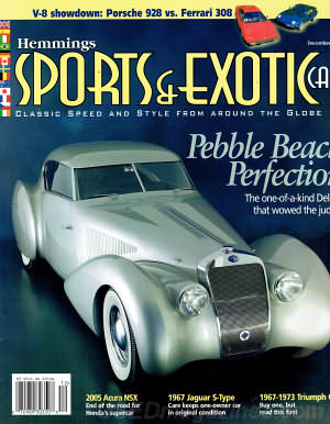Sports & Exotic Car December 2005