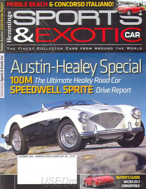Sports & Exotic Car December 2009