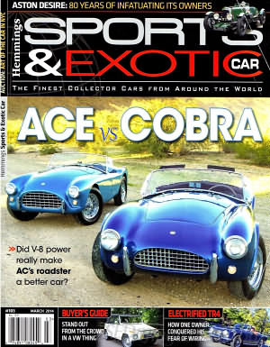 Sports & Exotic Car March 2014