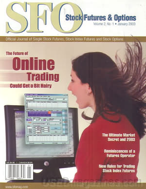 SFO (Stocks, Futures and Options) January 2003