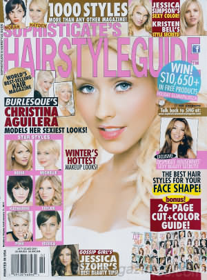Sophisticate's Hairstyle Guide February 2011