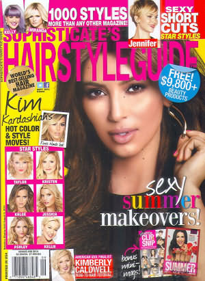 Sophisticate's Hairstyle Guide September 2014