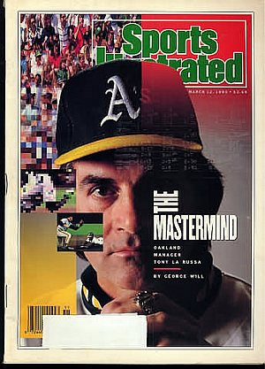Sports Illustrated March 12, 1990