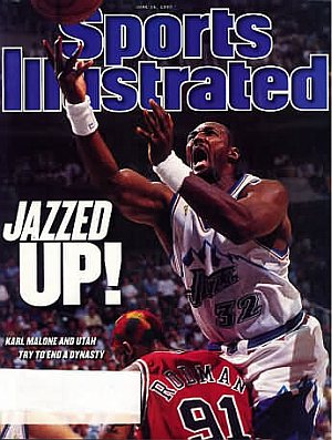 Sports Illustrated June 16, 1997