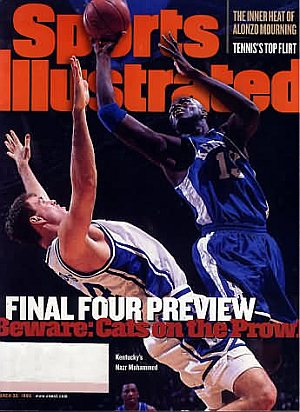 Sports Illustrated March 30, 1998