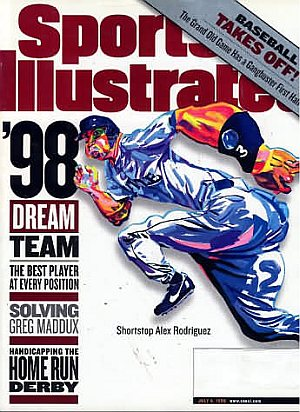 Sports Illustrated July 6, 1998