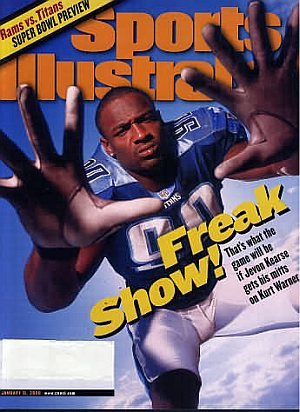 Sports Illustrated January 31, 2000