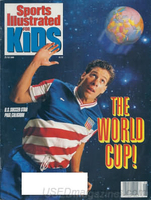 Sports Illustrated Kids June 1990