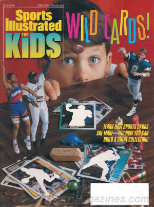 Sports Illustrated Kids March 1993
