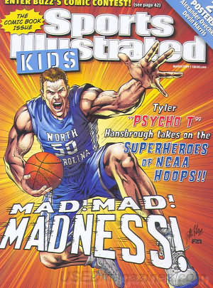 Sports Illustrated Kids March 2009