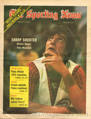 The Sporting News January 05, 1974