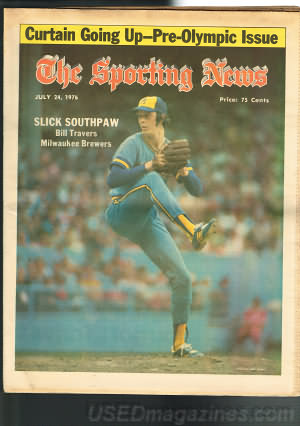 The Sporting News July 24, 1976