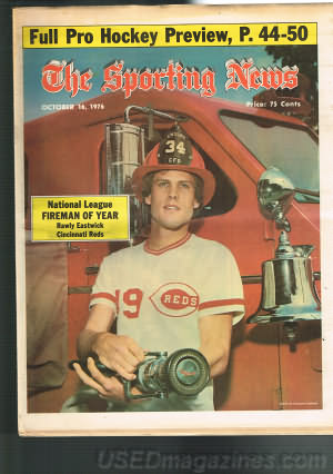 The Sporting News October 16, 1976