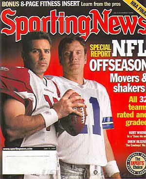Sporting News June 17, 2005