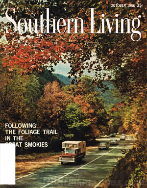 Southern Living October 1966