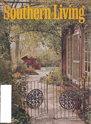 Southern Living August 1968