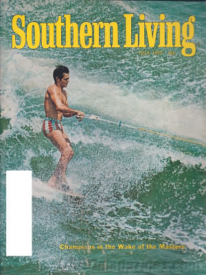 Southern Living July 1970