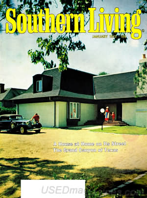 Southern Living January 1973