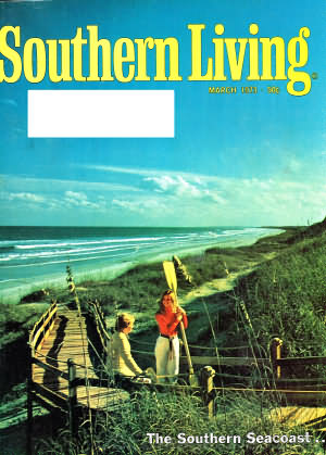 Southern Living March 1973