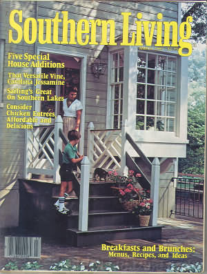 Southern Living March 1980