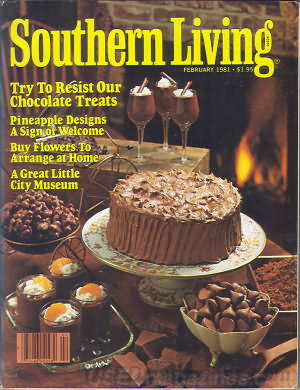 Southern Living February 1981