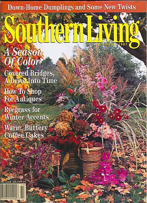 Southern Living October 1997