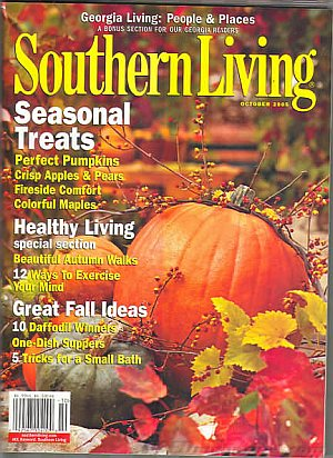 Southern Living October 2005