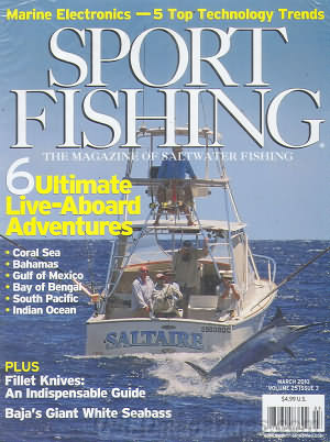 Sport Fishing March 2010