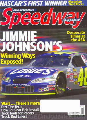 Speedway Illustrated October 2004
